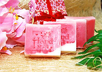 Lily Soap